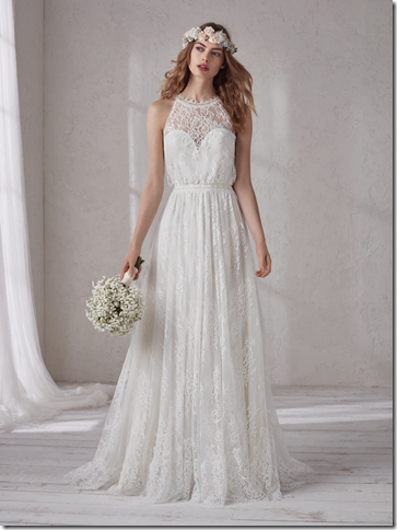 PRONOVIAS- model mathilde